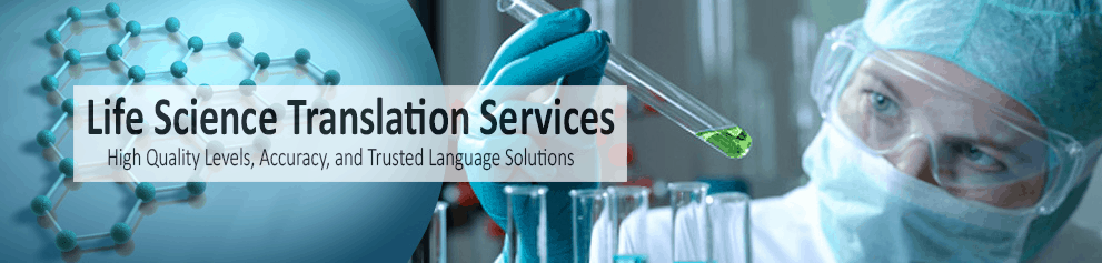 Life Sciences Translation Services from Elite TransLingo