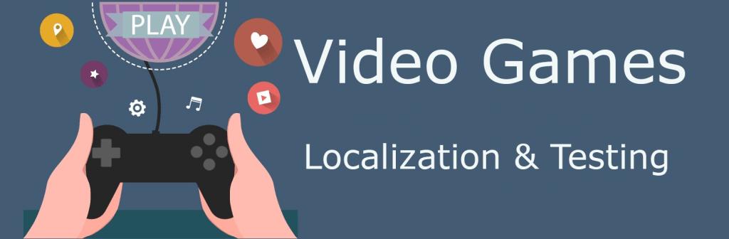 Video Games localization testing